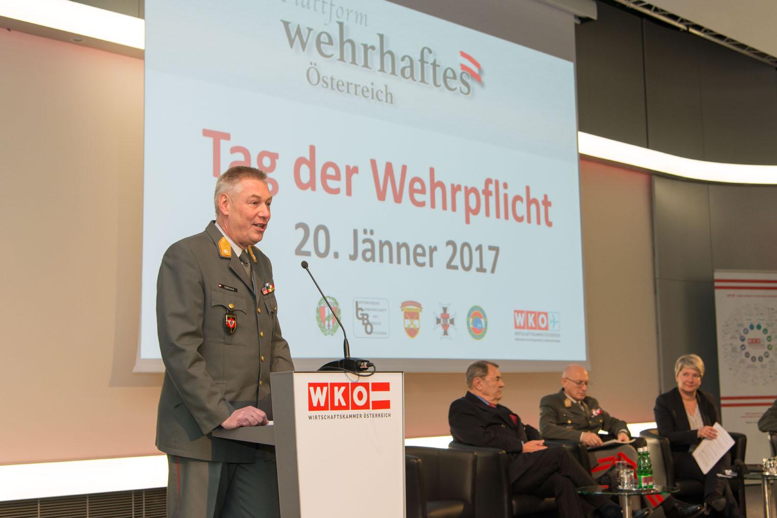 20 01 2017, WIEN, Bundeswirtschaftskammer